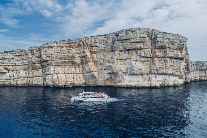 Kornati island National Park & Telascica Nature Park Boat Tour from Vodice