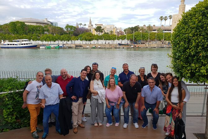 Private Half Day Walking Tour of Seville