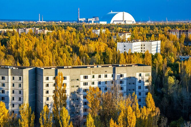 One-day scheduled tour of Chernobyl and Pripyat from Kiev