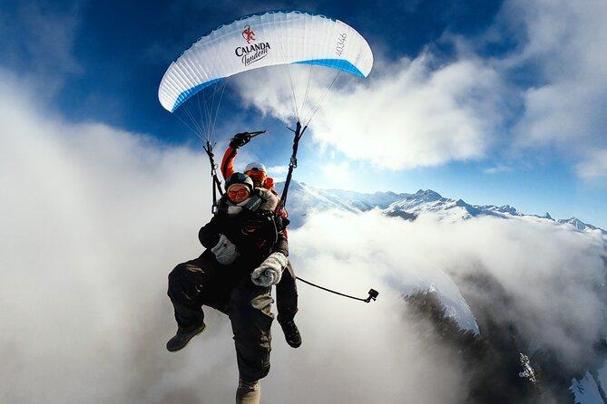 Paragliding Davos Early Bird (Video & Photos Included)