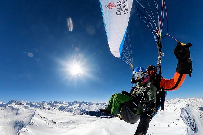 DAVOS: Paragliding Tandem Flight In Swiss Alps (Video & Photos Included)