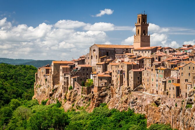 Pitigliano Private Walking Tour