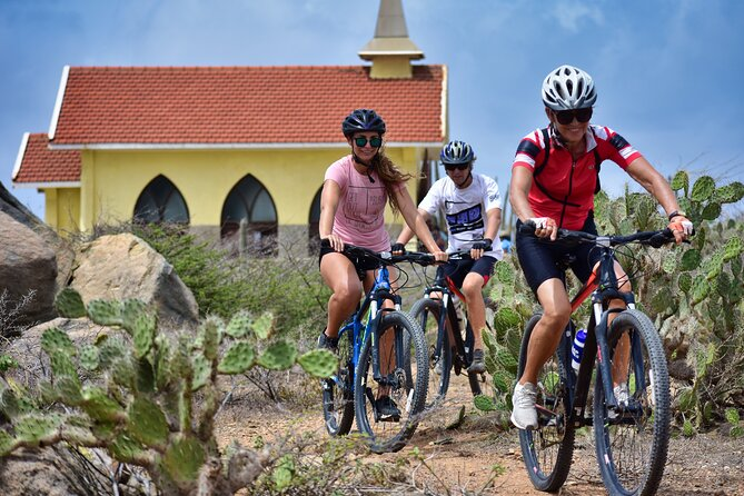 Private Mountain Bike Tour on Aruba