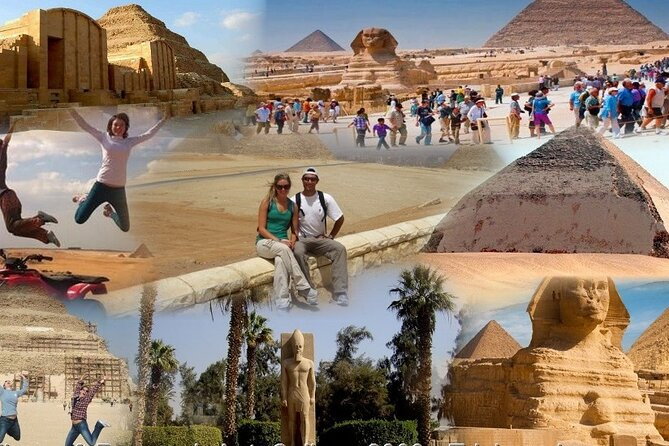 Private Pyramids, Saqqara and Memphis full day tour