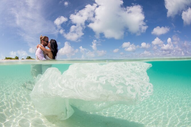Private Photoshoot in the Turks and Caicos Islands