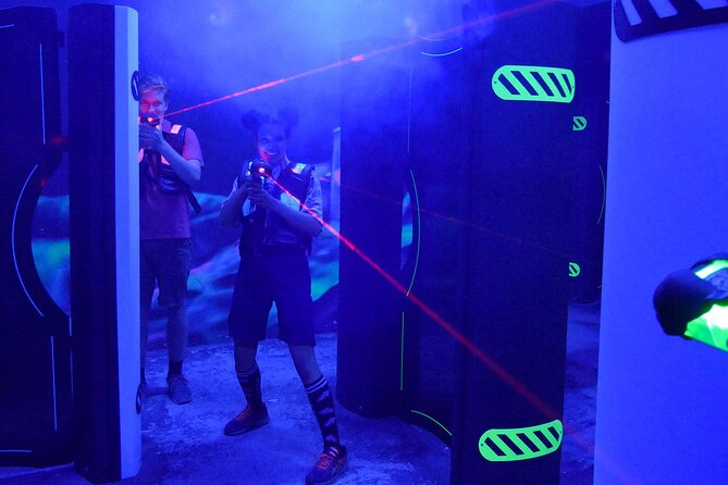 Laser Tag Mont-Tremblant