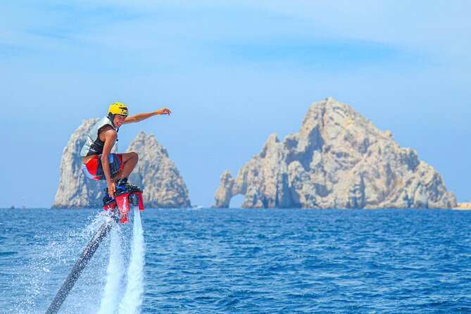 Flyboard experience in Los cabos