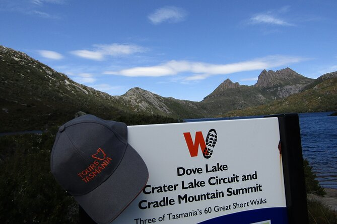 Cradle Mountain Active Day Trip from Launceston