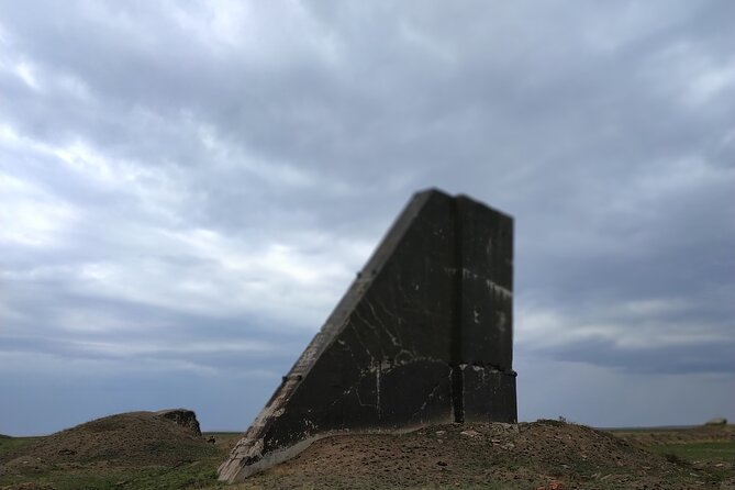 Former Semipalatinsk nuclear test site