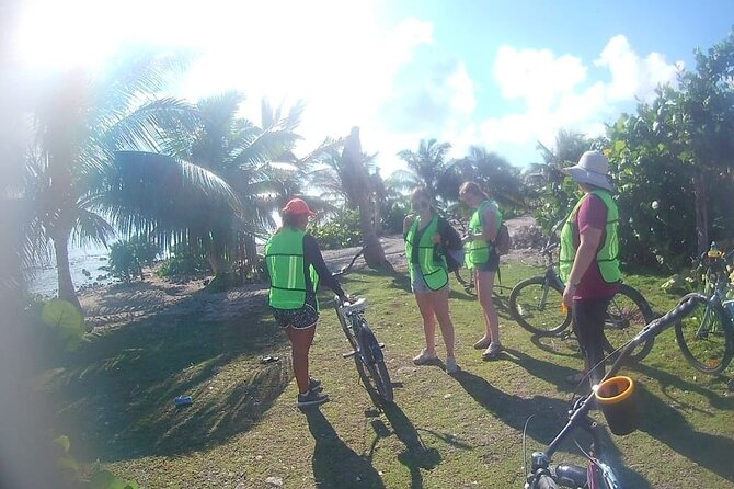 Costa Maya Bike Tour & Beach Day