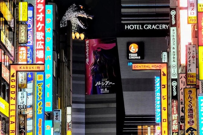Shinjuku & Kabukicho ~The biggest entertainment district in Japan~