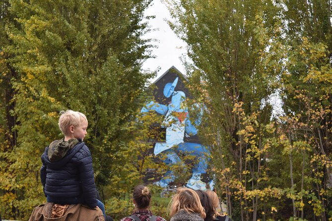 Street Art Walking Tour at Gent