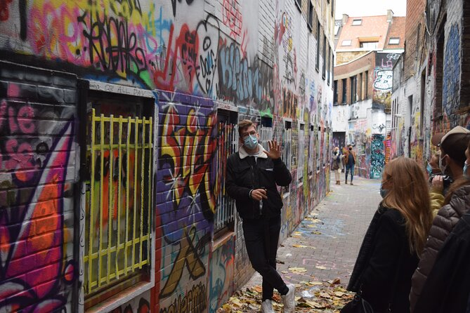 Graffiti Walking Tour in Ghent