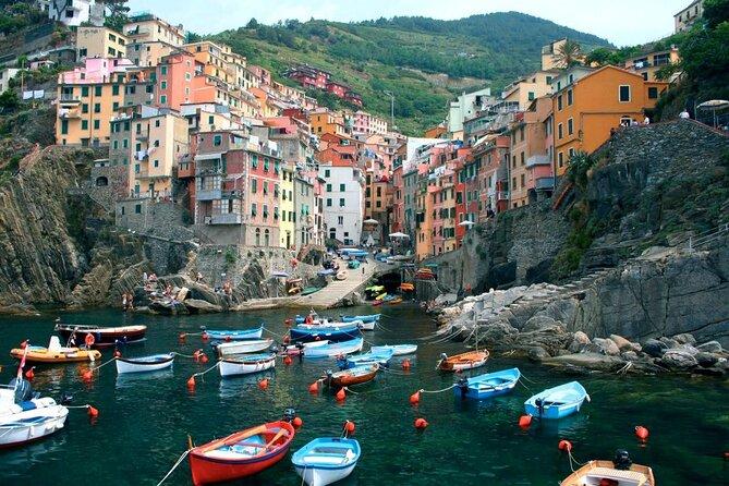 Cinque Terre pretty as a Postcard