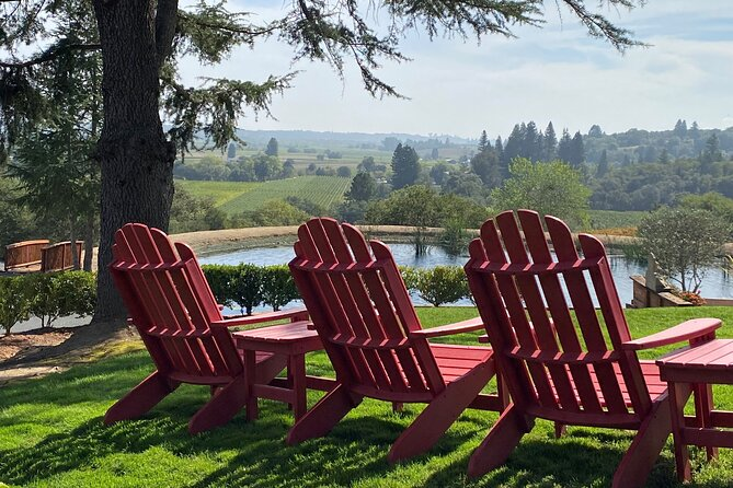 Sonoma County Wine Tasting Tour