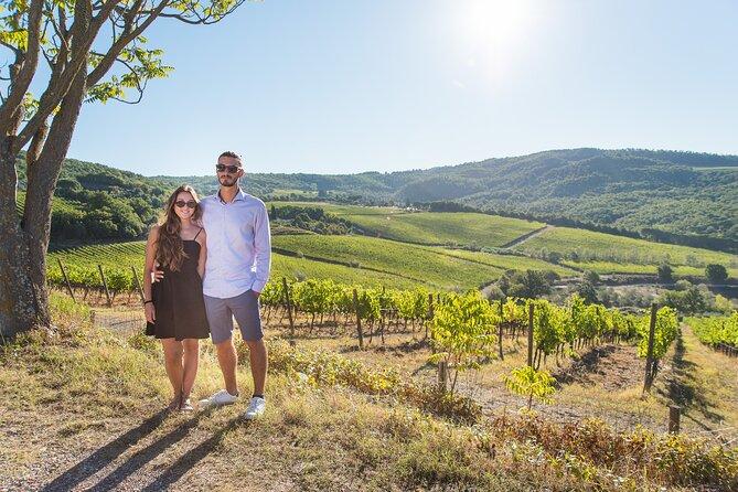 Half-Day Trekking Trail Tour and Wine Tasting in Montespertoli