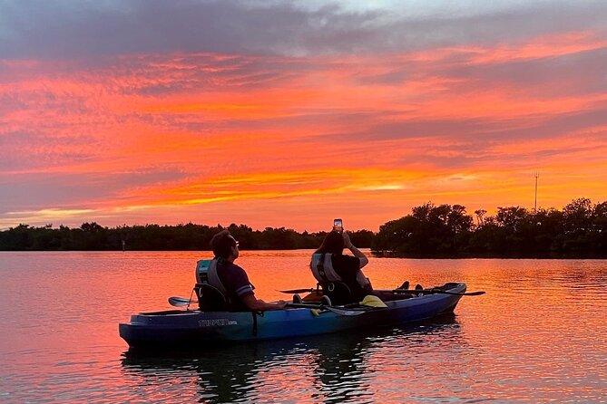 Thousand Islands Mangrove Tunnel Sunset Kayak Tour with Cocoa Kayaking!
