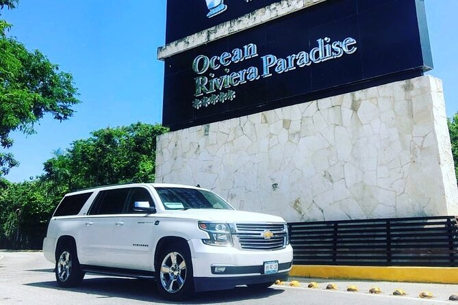 Private services VIP (Zone Puerto Morelos RT)