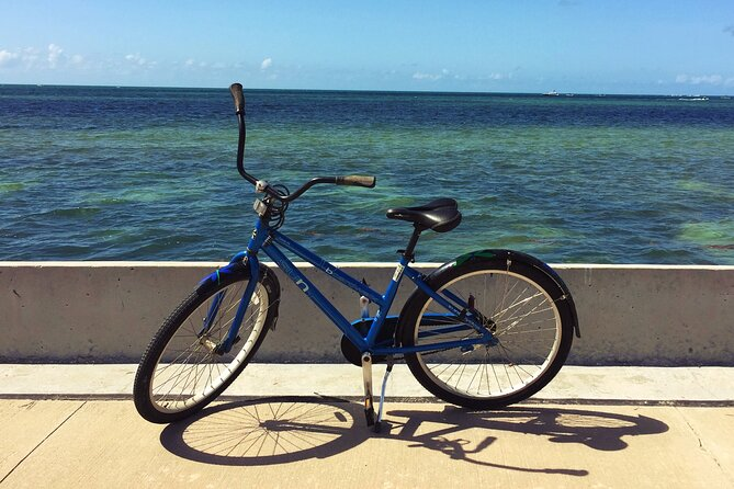 Self-Guided Bike Tour to Key West Beaches and Back Roads