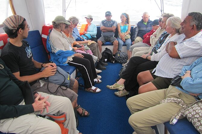 Transfer from San Cristobal Island to Santa Cruz Island
