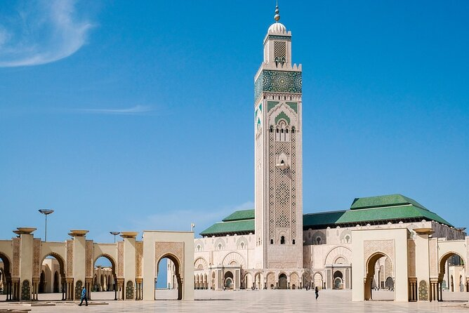 Full Day Trip To Casablanca Sightseeing Tour From Marrakech
