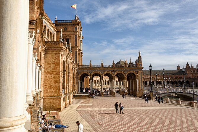2-Day Caceres and Seville from Madrid