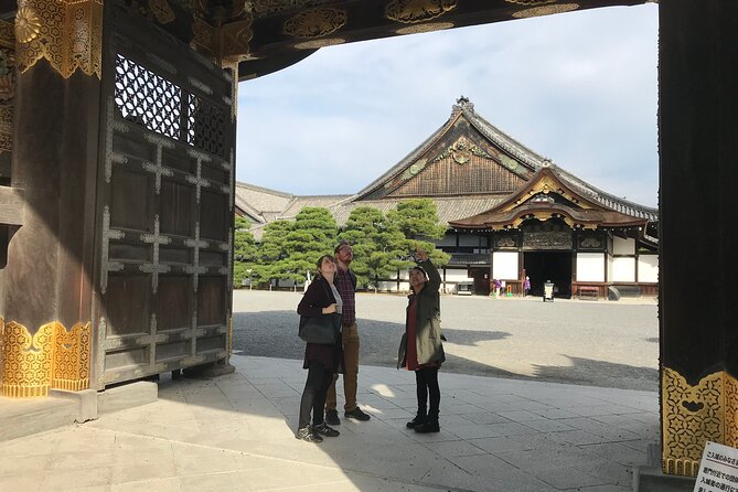 Half-Day Small-group Walking Tour in Kyoto