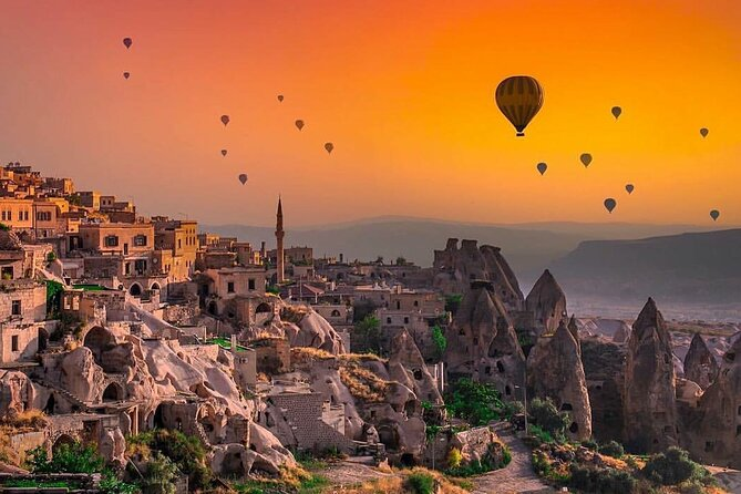 Full Day Car & Guide at Disposal in Cappadocia