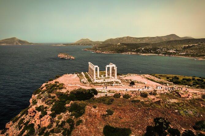 4-Hour Cape Sounio & Vouliagmeni Lake Private Tour from Athens