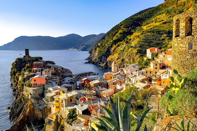Private Tour from Florence to Pisa and Cinque Terre