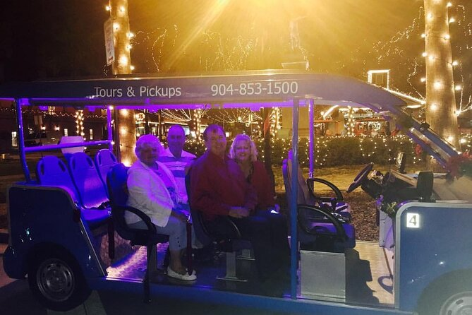 Private Nights Of Lights Tour- Casa Monica Departure