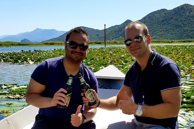 Day trip: Budget friendly Skadar Lake boat cruising tour from Podgorica