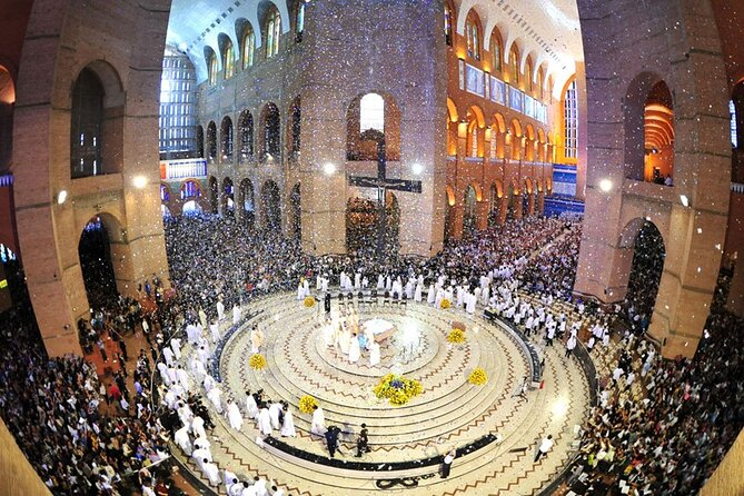 Private Tour: Aparecida do Norte Religious Tour