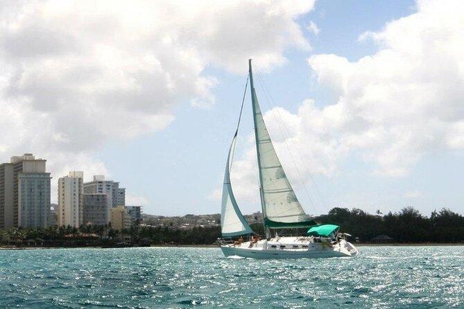 Afternoon Sail & Snorkel