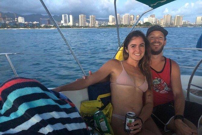 Honolulu Sunrise Sail