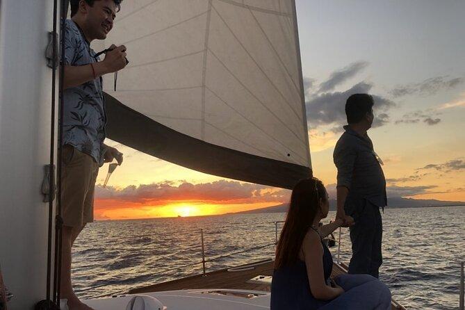 Honolulu Sunset Sail