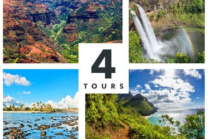 Kauai Adventure Bundle: 4 Epic Audio Driving Tours