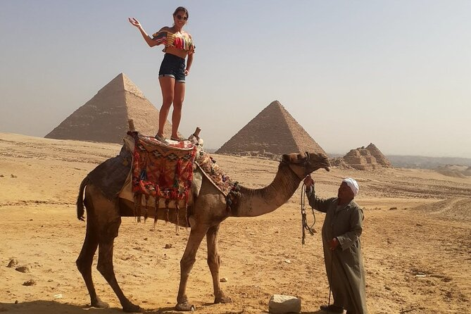 3-Day Private Guided Tour to Giza, Cairo and Alexandria including 2 evenings