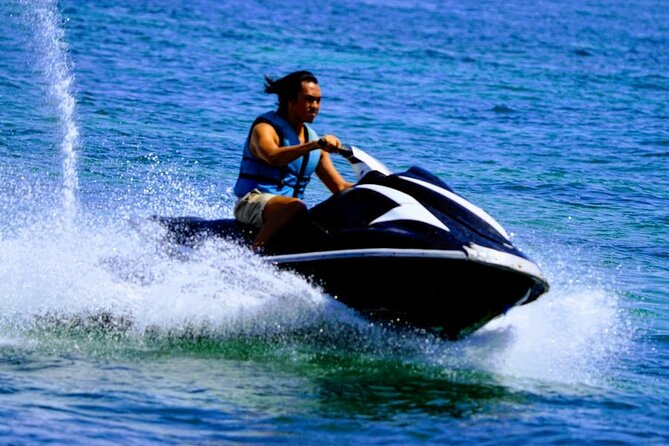 The Best Self Drive Jet Ski Experience At Nusa Dua Beach with Free Transfer