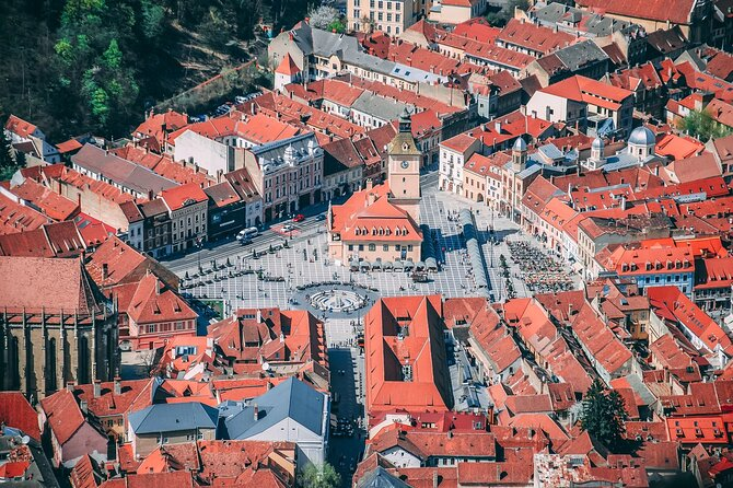 Day Tour to Brasov and Bran