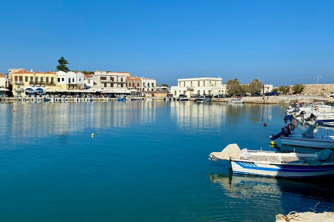 "Private Tour in Crete, Visit Rethymno, UNESCO""S Monastery of Arkadi, Lake Kourna"
