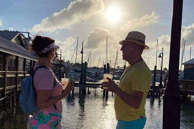 Self-Guided Audio Sunset Stroll in Key West