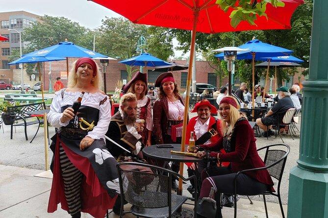 The Pirates Treasure Hunt Birmingham