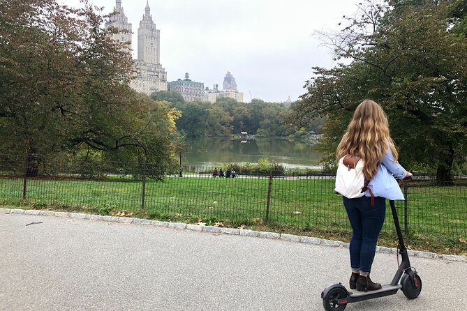 NYC Electric Scooter Rental