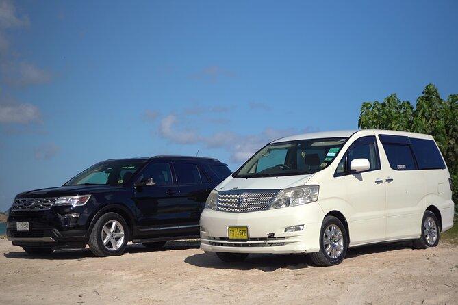 Private Airport Transfer in Antigua