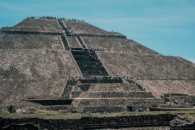 Teotihuacan and Basilica of Santa Maria de Guadalupe