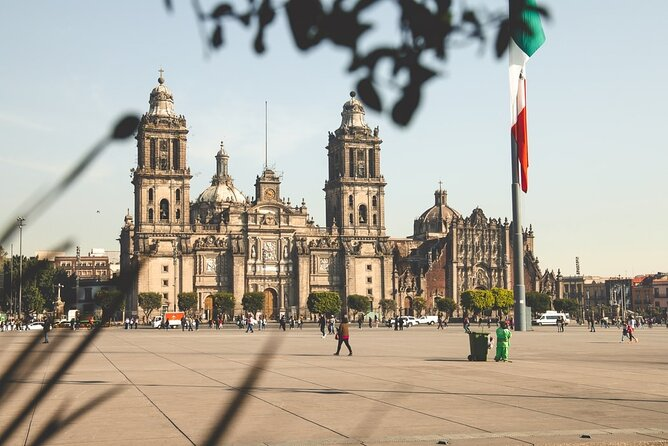 Mexico City Tour with Anthropology Museum entrance fee included