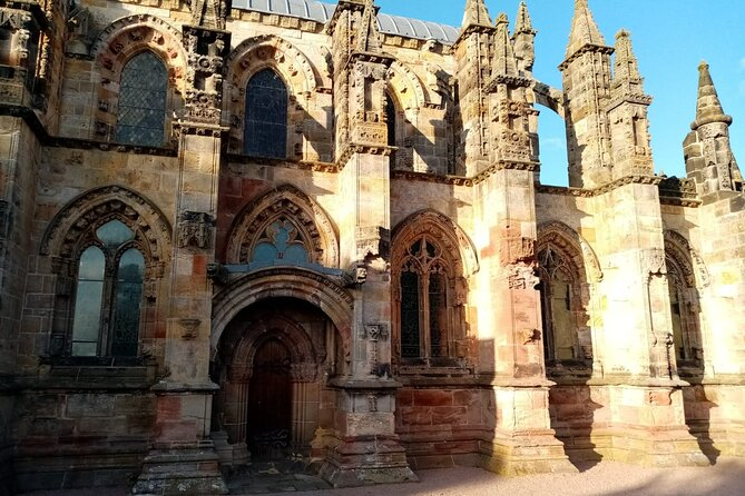 Private Tour in Spanish of Edinburgh and Rosslyn Chapel
