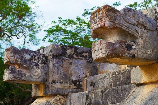 Chichen Itza and Cenote Day Trip
