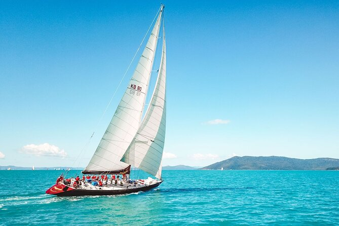 4 Day & 3 Night Whitsunday Islands & Outer Reef Sailing Adventure on Condor